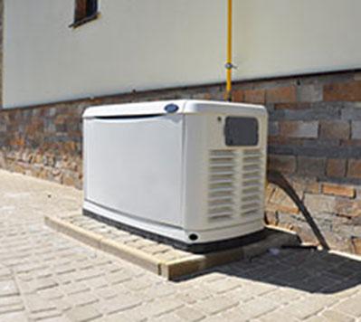 Propane Gas Generator