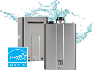 A Tankless Propane Water Heater Eliminates Standby Energy Losses That Occur  In Storage Tank Systems Because They Heat Water Only On Demand.